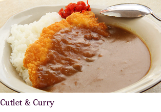 Cutlet & Curry